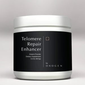 TELOMERE REPAIR ENHANCER GREEN POWDER